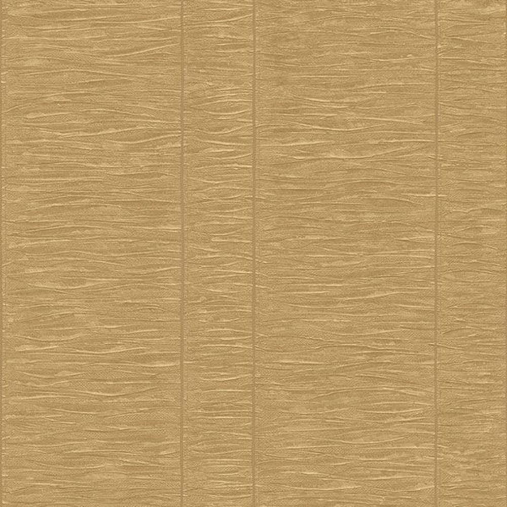 G67641 - Palazzo Texture Effect Dark gold Galerie Wallpaper
