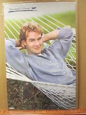 vintage 1999 Dawson's Creek original hammock poster 6714
