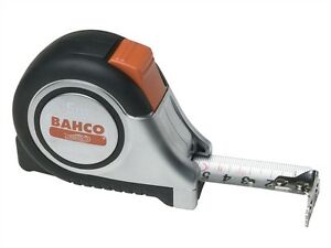 BRAND-NEW-BAHCO-STAINLESS-STEEL-TAPE-MEASURE-8M-AUTO-LOCK-MAGNETIC-TIP
