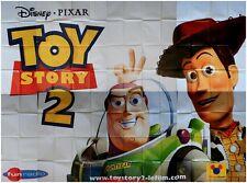 TOY STORY 2 Affiche Cinéma GEANTE / WIDE Poster DISNEY PIXAR