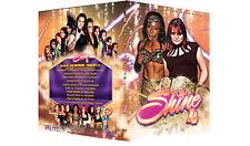Official Shine Volume 4 Female Wrestling DVD