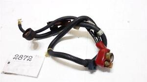 1996 2000 honda civic wire harness cable battery positive 1996 Ford Contour Wiring Harness