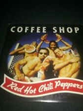 Red Hot Chili Peppers Coffee shop (2 versions + Give it away, cardsl.. [Maxi-CD]