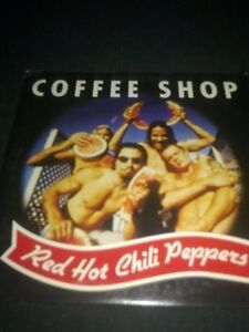 Red-hot-chili-pepper-coffee-shop-2-versions-Give-it-Away-cardslee-Maxi-CD