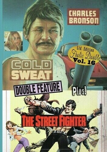 Cold Sweat/The Street Fighter [New DVD] Widescreen, NTSC Format