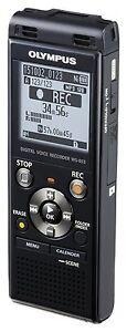 OLYMPUS-WS-853-Diktiergeraet-Notetaker-Voice-Recorder-mit-8-GB-SD-Slot