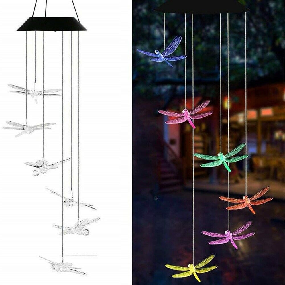 SPOONTIQUES 10722  BUTTERFLY WIND CHIME