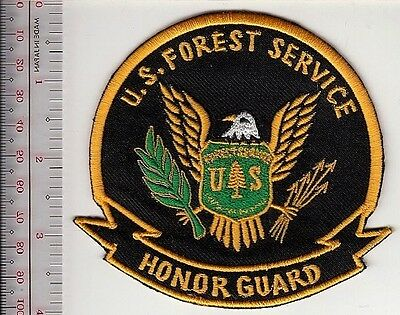 USDA Forest Service Badge or Patch Hanging Ornament