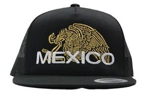 eeb7838a23702d Image is loading Mexican-Eagle-Mexico-Mesh-Snapback-YUPOONG