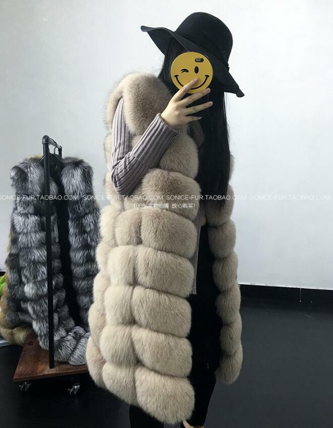 Womens New Faux Fur Coat Vest Sleeveless Long Long Long Outwear Loose Casual Outfit Lit01 34da6a