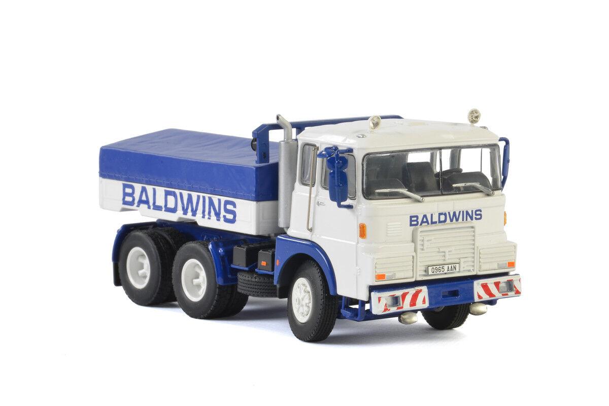 1 50 Scale Scale Scale WSI 01-2381 FTF F-Series 6 x 4 Ballast Box - Baldwins Crane Hire 11073c