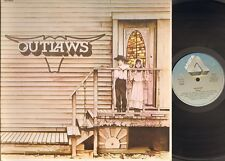 OUTLAWS Same selftitled LP foc GATEFOLD 1975-1980 Spain