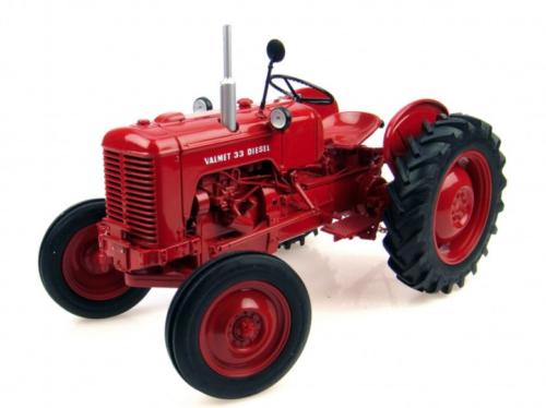 2989 UNIVERSAL HOBBIES 1957 Valmet 33 Diesel Tracteur 1 16 Boxed