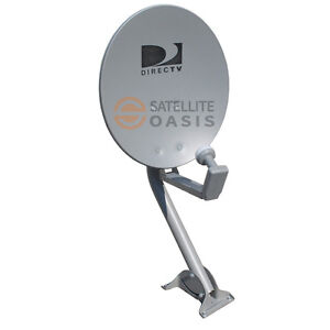 how to get free tv with a satellite dish