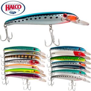 HALCO TROLLING /& CASTING LURE  LASER PRO 160 XDD