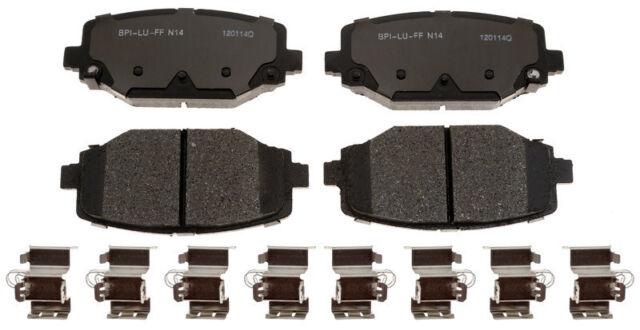 Disc Brake Pad Set-R-Line Ceramic Rear Raybestos MGD1041CH
