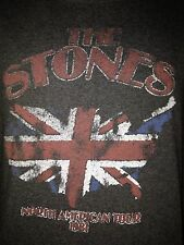 THE ROLLING STONES NORTH AMERICAN TOUR 1981 REISSUE OUT OF PRINT ROCK JAGGER