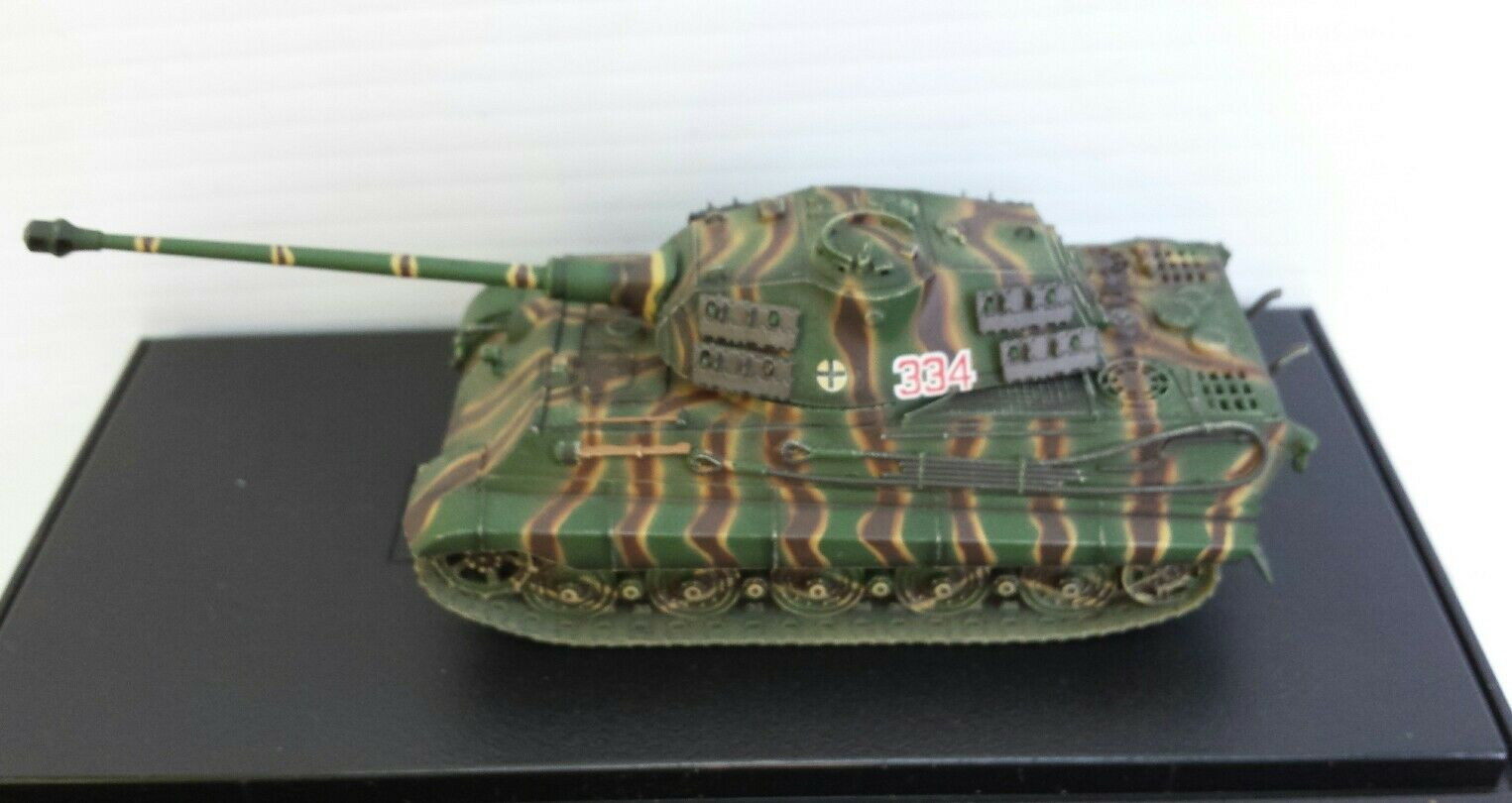 King tiger porsche turret 1 72 dragon armor 1944