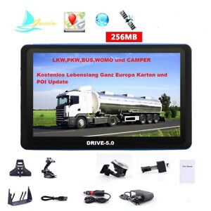 5 gps navigation navi drive 5 0 f r pkw lkw truck bus. Black Bedroom Furniture Sets. Home Design Ideas