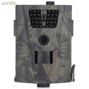 HT - 001 60 Degree Detection Angle HD Hunting Camera Digital Trail Device