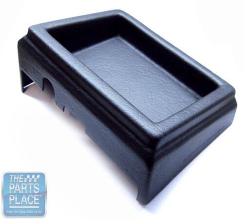 1978-88 Chevrolet Monte Carlo Black Malibu Coin Tray