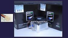 Phenom II X3 Coller Fan Heatsink for AMD X3 710 720 705e  700e  B73 B75 - New