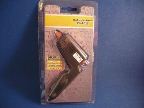 """170 ° C Pistolet McDrill /""""kl-1013/"""" pour 8 mm-Adhésive Sticks!!! 230v//10w"""