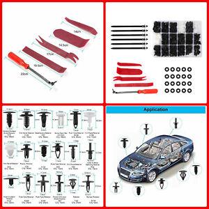 446PCS-Radkasten-Befestigung-Moulding-Clips-Verkleidung-Sortiment-amp-Werkzeug-W-B7