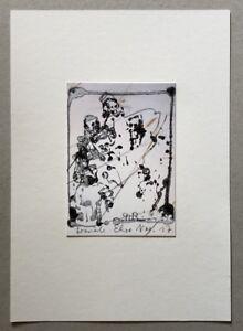 Thomas-Rieck-uebermalte-Postkarte-2017-handsigniert-und-datiert