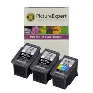 Remanufactured-XL-Black-x-2-Colour-x-1-XL-Ink-Cartridges-for-Canon-Pixma-MX435