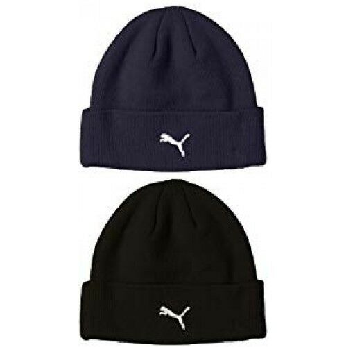 a41747d2786 PUMA Golf Mens Control Beanie Hat 053091 Winter Warm Thermal Hat Peacoat  for sale online