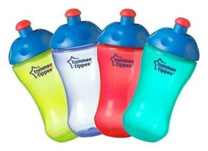 Tommee-Tippee-First-Sports-Baby-Essentials-Bottle-Freeflow-12m-300ml