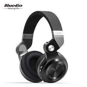Bluedio T2S auriculares Bluetooth cascos Inalámbricos con micrófono manos libres