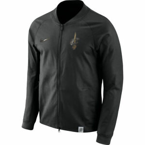 96fd30e57bc1 Image is loading Nike-Cleveland-Cavaliers-NBA-Varsity-Jacket-860791-010-