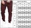 Hombre-Informal-Ajustado-Pantalon-de-Chandal-Deporte-Pantalones-Largos-XL