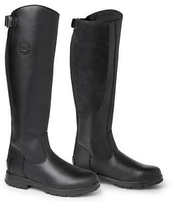 31a1a1a8f86 Mountain Horse High Rider Legacy Boot Long Leather Horse Riding Boots NEW  RRP299 | eBay