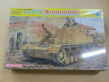 Dragon 1:35 Sd.Kfz.166 Stu.Pz.IV Brummbar Mid Production #6460 NEW 2in1 SmartKit