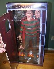 Neca 1/4 Scale 18 inch Freddy Krueger Nightmare on Elm Street 2 Figure New