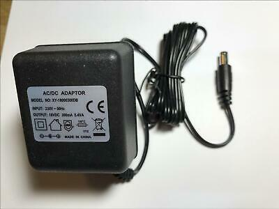15V Replacement for 16V 300mA AC//DC Adaptor D41B1600300 for Prosound Mics L59AW