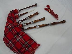 "Nouveau Scottish Highland Cornemuse En Bois De Rose Naturel Finition Chrome / Dudelsack / Gaita-ck/gaita"" Data-mtsrclang=""fr-fr"" Href=""#"" Onclick=""return False;"">afficher Le Titre D'origine Rlxfmpe0-07165403-665041756"