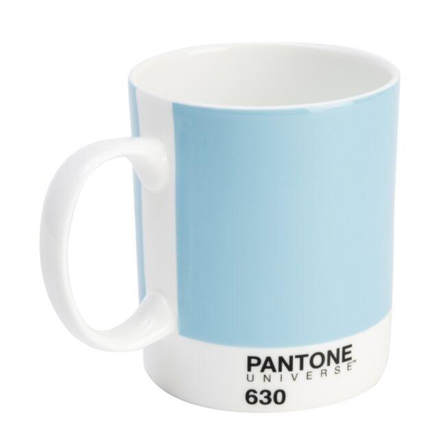 Pantone Becher - vintage blue 630 - Kaffeebecher - NEU