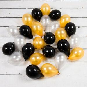 Latex-Fete-Anniversaire-5-034-pouces-ballons-petit-rond-de-Mariage-25-100-DECOR-DECOR-PD