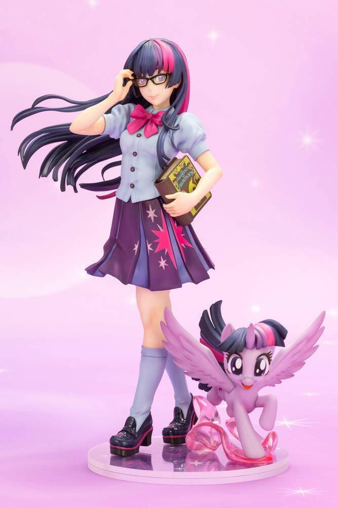 KOTOBUKIYA MY LITTLE PONY BISHOUJO Twilight Sparkle 1 7 scale Japan version