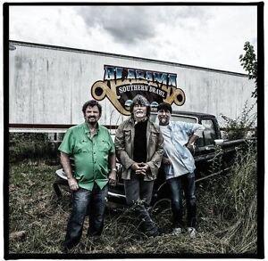 Alabama-Sud-Voix-trainante-Album-CD-Endommage-Boitier