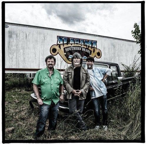 Alabama - Sud Drawl - Digipak