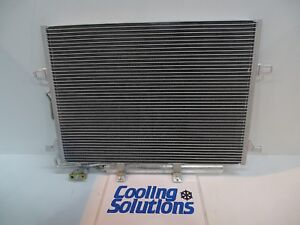 CONDENSER AIR CON RADIATOR TO FIT MERCEDES CLS C219 MERCEDES E-CLASS S211 W211