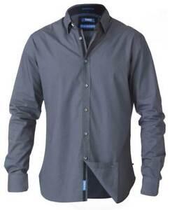 6xl moda Camicia 2xl a D555 taglia maniche 4xl lunghe in Falcon cotone 5xl 3xl OqwOZUY