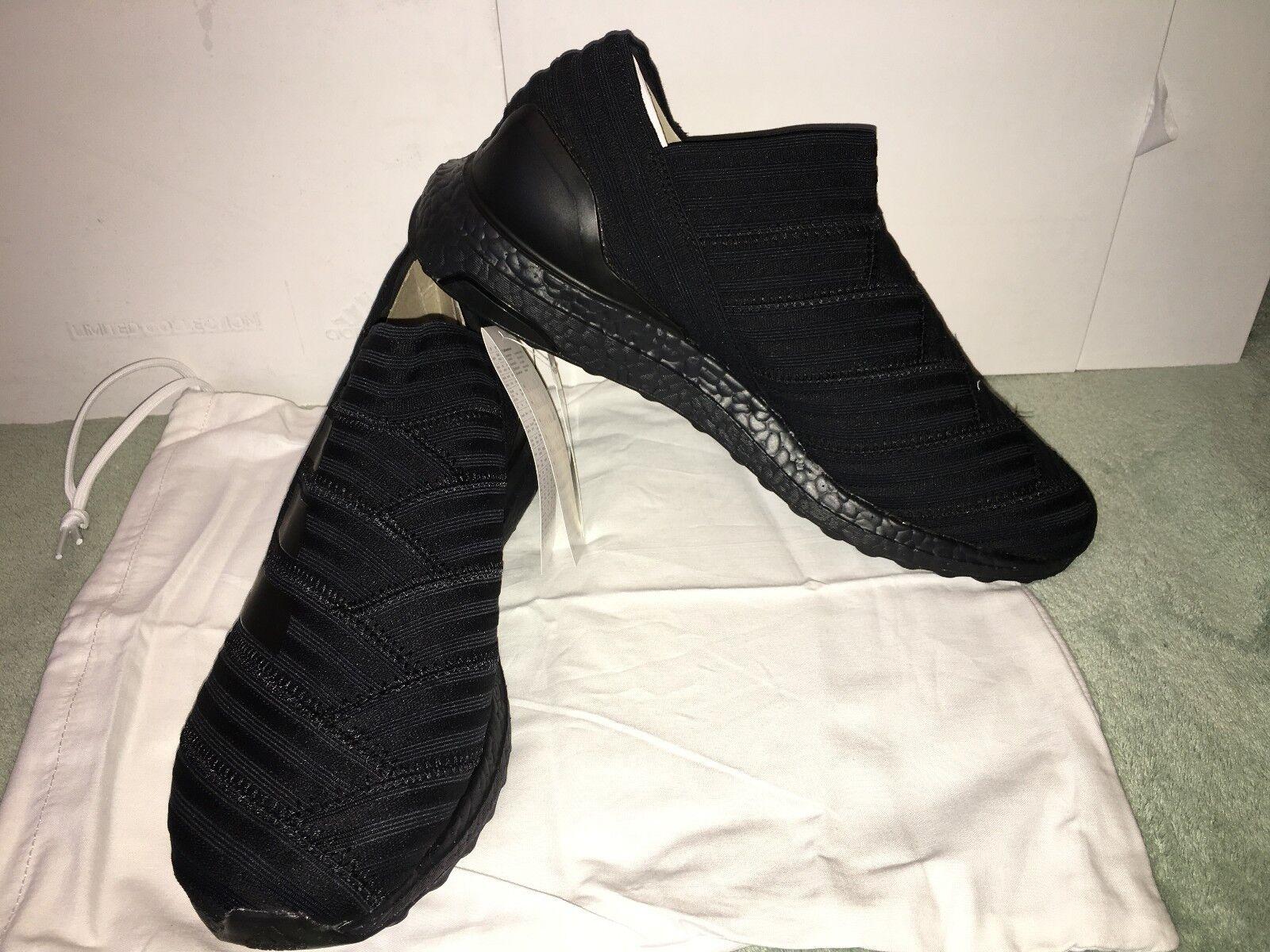 Adidas para hombre nemeziz Núcleo Tango 17 360 Negro Núcleo nemeziz de agilidad Ultraboost Zapatos f7a5d8