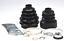 Antriebswelle für Radantrieb Vorderachse SPIDAN 25901 Faltenbalgsatz