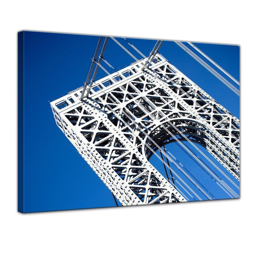 Fuxi double à, viens! Toile-George Washington Bridge Bridge Bridge 2e826a
